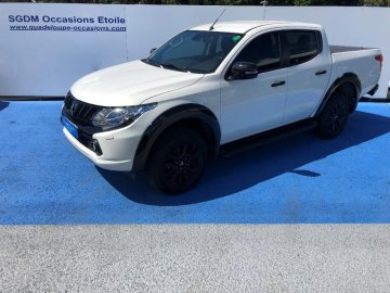 MITSUBISHI L200 DC INSTYLE AT MY2018 BLACK COLLECTION