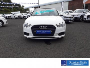 AUDI A3 Cabriolet 1.4 TFSI 115ch S tronic 7 1.4 TFSI 115ch S tronic 7