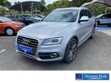 AUDI Q5 2.0 TDI 190ch clean diesel Ambition Luxe S tronic 7 2.0 TDI 190ch clean diesel Ambition Luxe S tronic 7