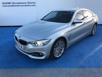 BMW Serie 4 Gran Coupe 418dA 150ch Luxury 418dA 150ch Luxury