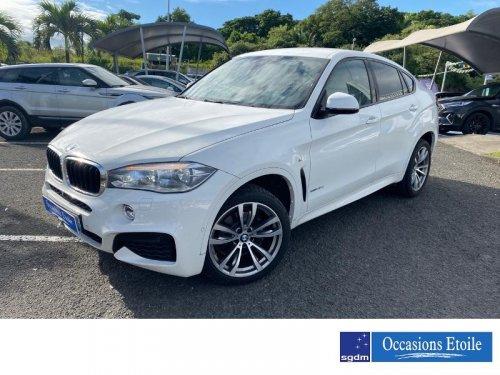 BMW X6 xDrive 30dA 258ch M Sport xDrive 30dA 258ch M Sport