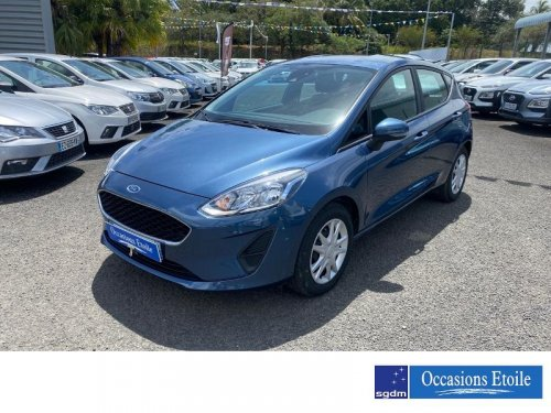 FORD Fiesta Active 1.0 EcoBoost 85ch S&S 4cv Euro6.2 1.0 EcoBoost 85ch S&S 4cv Euro6.2