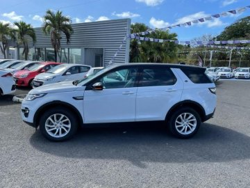 LAND-ROVER Discovery Sport 2.0 TD4 150ch Business AWD BVA Mark III 2.0 TD4 150ch Business AWD BVA Mark III
