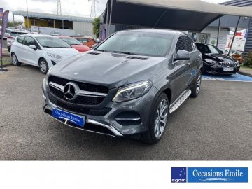 MERCEDES-BENZ GLE Coupe 350 d 258ch 4Matic 9G-Tronic 350 d 258ch 4Matic 9G-Tronic