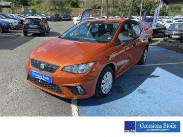 SEAT Ibiza 1.0 MPI 80ch Start/Stop Reference Euro6d-T 1.0 MPI 80ch Start/Stop Reference Euro6d-T