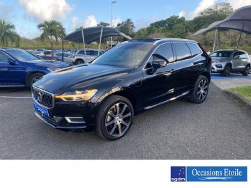 VOLVO XC60 T8 Twin Engine 303 + 87ch Inscription Luxe Geartronic T8 Twin Engine 303 + 87ch Inscription Luxe Geartronic